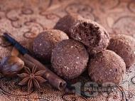 Лесни коледни сладки с канела и какао